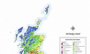 State Of Our Countryside  Land Use Map Of United Kingdom Reveals Large