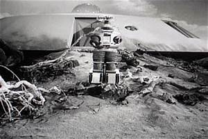 Lost in Space Jupiter 2 Crash Landing - Pics about space