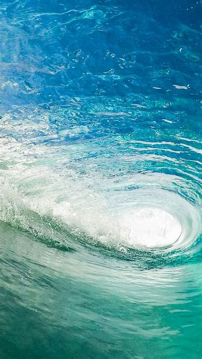 Iphone Ocean Wave Inside Wallpapers Phone Backgrounds