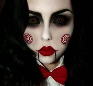 Déguisement Halloween Qui Fait Peur : deguisement halloween simple femme maquillage facile vampire blog festimania ~ Dallasstarsshop.com Idées de Décoration
