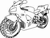 Coloring Bike Pages Mountain Quad Motorcycle Honda Police Davidson Harley Printable Drawing Bicycle Bikes Dirt Downhill Racing Getdrawings Getcolorings Sheets sketch template