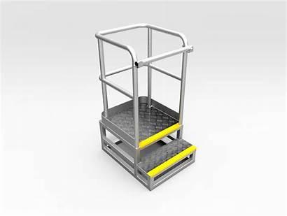 Platform Step Access Platforms General Vehicle Tell