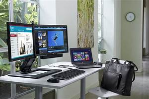 How To Hook Up Dual Monitors Hp Ultraslim Docking Station