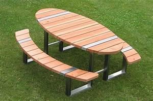 Unique Picnic Tables For Outdoor And Garden Use Founterior