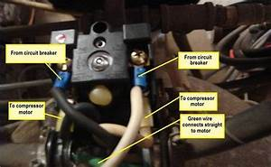 How To Wire A 220 Air Compressor
