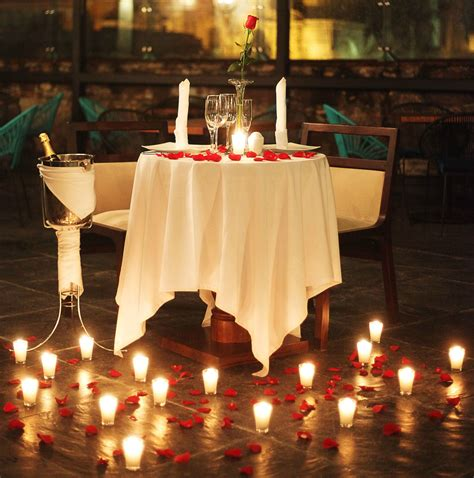 10 Romantic Candle Light Dinner Places In Hyderabad