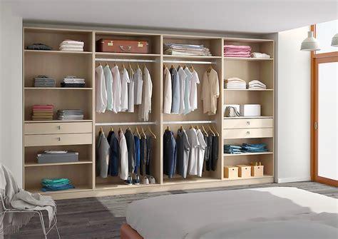 armoire pour chambre à coucher placard dressing le rangement design personnalisé