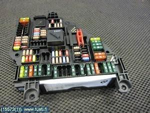 Bmw 5 Series Fuse Box Location 2011