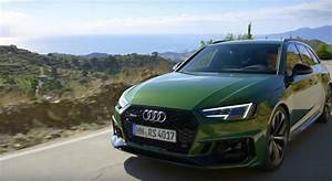 Audi Rs 4 : sonoma green 2018 audi rs4 avant looks as good as the rs5 ~ Melissatoandfro.com Idées de Décoration