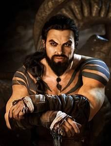 Khal Drogo - Game of Thrones Fanart