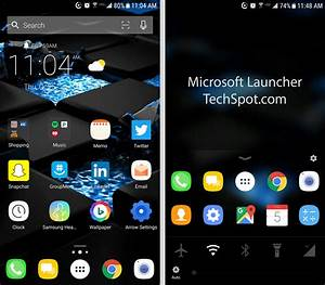 Microsoft is finishing up an Android launcher to ...