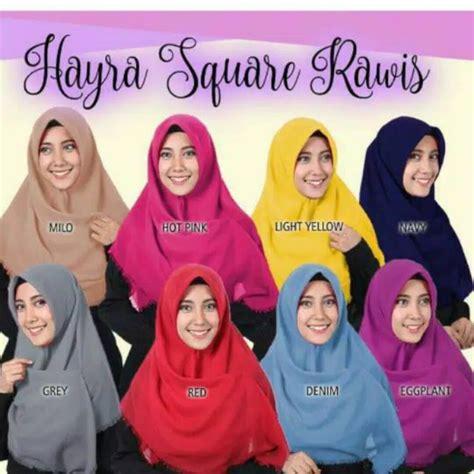 list harga hijab rawis poloskaos