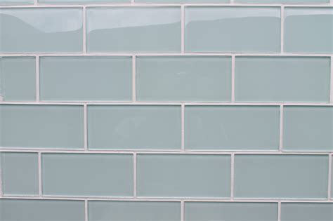 Ice Age 3x6 Glass Subway Tiles   Rocky Point Tile   Glass