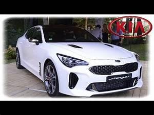 Kia Belgique : kia stinger gt 2018 v6 370 hp avant premi re belgique youtube ~ Gottalentnigeria.com Avis de Voitures