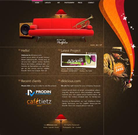 website design ideas web design ideas inspiration brown web design