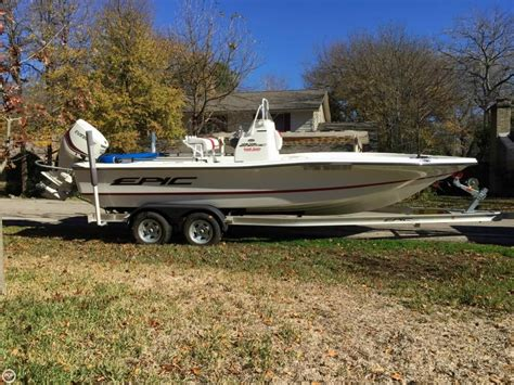 Used Bay Boats For Sale In Sc by 2015 Used Epic Bay 22 Sc Bay Boat For Sale 39 600