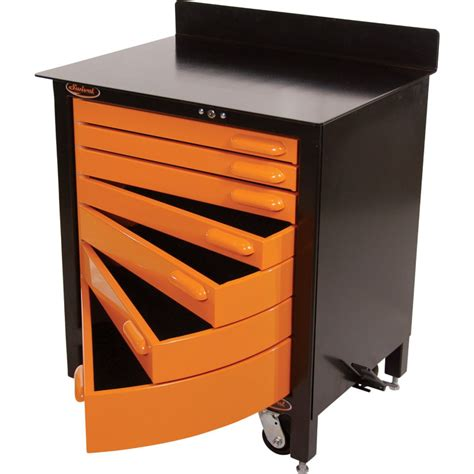 swivel storage shows    build tool cabinet drawers