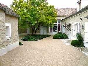Cailloux Pour Cour : 17 meilleures id es propos de gravier de patio sur ~ Premium-room.com Idées de Décoration