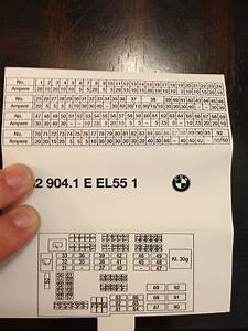 Bmw E92 M3 Fuse Box Diagram
