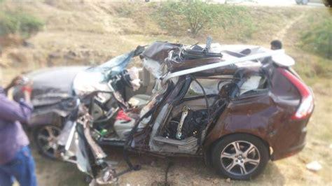 Latest Car Accident Of Volvo Xc90