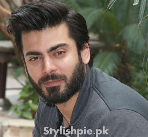 Fawad Khan hairstyle   StylishPie