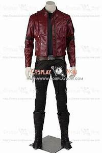 Star Lord Peter Quill Costume For Guardians Of The Galaxy ...