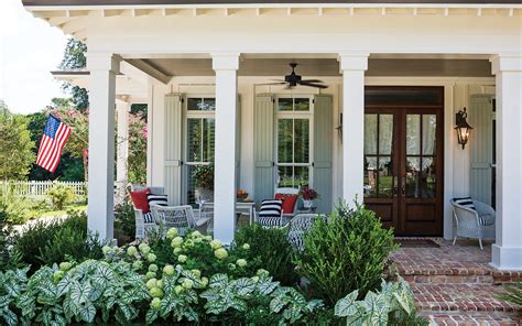 Southern Front Porch Whistler by 5 Fabulous Southern Porches Southern Magazine