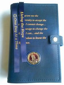 Aa Double Book Cover Serenity Prayer