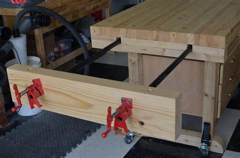perfect workbench  jaysuzi  lumberjockscom