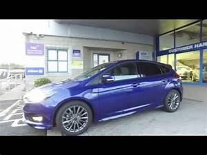 Ford Focus Sw St Line : 2017 ford focus st line youtube ~ Medecine-chirurgie-esthetiques.com Avis de Voitures