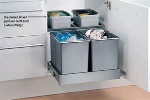 Mülleimer Für Küche : k chen m lleimer system ap18 hitoiro ~ Michelbontemps.com Haus und Dekorationen