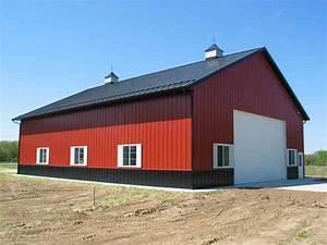 pole barn contractor lewiston idaho lc valley concrete With barn builders idaho
