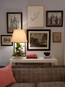 Sofa Table Behind Couch