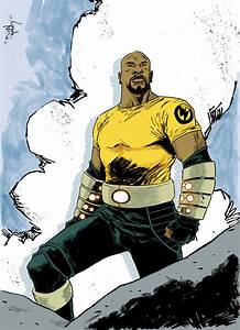 Luke Cage by DeclanShalvey on DeviantArt