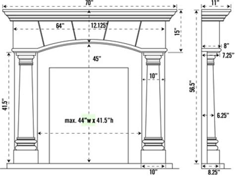 marvelous fireplace mantel height  fireplace mantel
