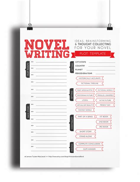 Novel Outline Templates by Pantsy Plotter And The Templates Of Story Telling Study