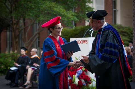 smu meadows commencement