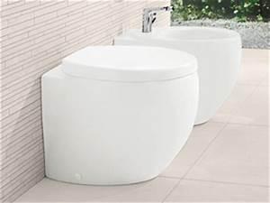 Stand Wc Eckig : toiletten und wcs von villeroy boch innovativ funktional ~ Markanthonyermac.com Haus und Dekorationen