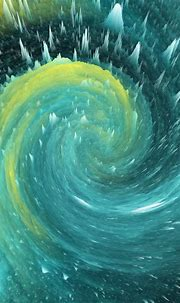 Full Art Swirl Abstract 3d Background, Creative, Art ...
