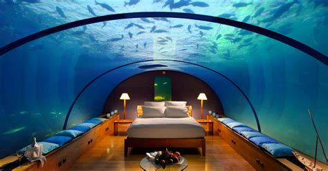 best underwater hotels in the world digital trends
