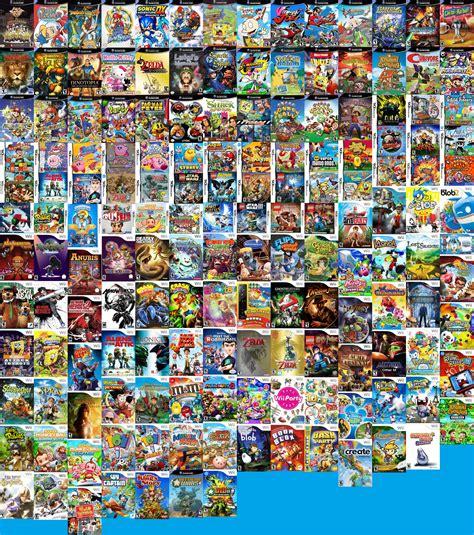 Image Nintendo Game List Fantendo Nintendo Fanon