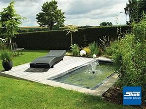 Garten Pool Rechteckig : gfk teichbecken wasserbecken rechteckig 300 x 100 x 40 cm 950 liter slink ideen mit wasser ~ Sanjose-hotels-ca.com Haus und Dekorationen