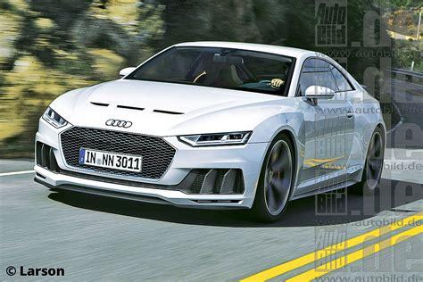 rumor autobild  audi  build sport quattro