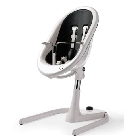 harnais pour chaise haute coussin et harnais bébé noir pour chaise haute moon mima