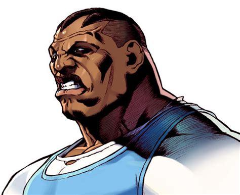Super Street Fighter 2 Turbo Revival Character Art