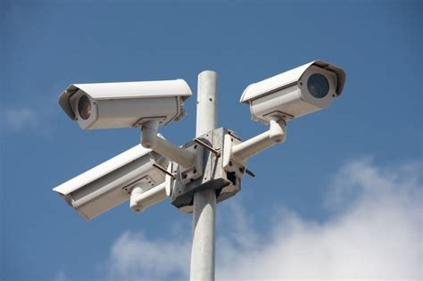 lagos  introduce city wide video surveillance   cctv cameras connect nigeria