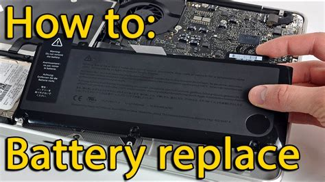 Asus Rog G751 Battery Replacement Youtube