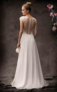 Brautkleid Vintage Schlicht : brautkleid vintage so findest du deinen retro traum in ~ Watch28wear.com Haus und Dekorationen