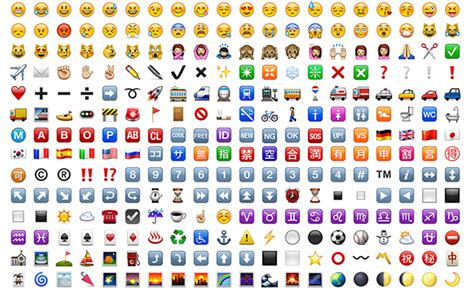 250 New Emojis Will Be Released In July