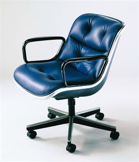 Knoll Pollock Chair Used by Knoll Pollock Executive Chair Shop Knoll Pollock Executive